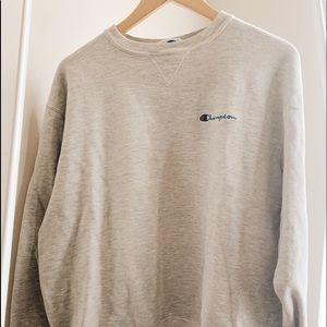 Champion vintage pullover sweatshirt